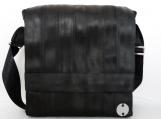 Recycled Seat Belt Meduim Messenger Handbag