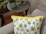 Throw Pillow Cover-Escape to the Chateau!