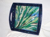 Beginnings - Art Glass - Serving Tray