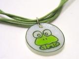 froggy pendant