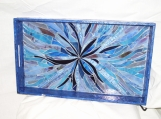 Star Baby - Art Glass - Serving Tray