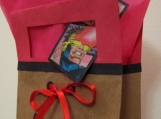 Super Bag, featuring X-Men (1 Bag with Tissue and Tag)