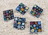 ON SALE: Mosaic Rings