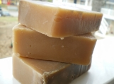 Pumpkin Spice Soap - Vegan and Handmade
