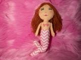Fabric Mermaid Dolls