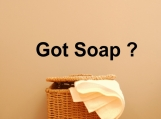 Wall Decal - Got Soap