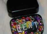 Tween/Teen Customized and Personalized Retainer Case