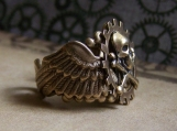 VintageSteamPunk Exclusive Unisex Ring
