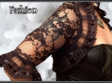 Drama Queen Gothic Wrap Shrug Bolero CHRISTMAS SALE