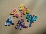 Quilled Dragonflies