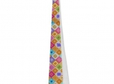 Trendy Girl Beautiful Sassy Retro Fashionista Necktie, Ties