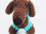 How make Kawaii Crochet Dog by Handmade PDF
