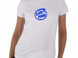 Baby Inside- Geek Love Maternity T-Shirt