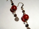 Coppery Dangles