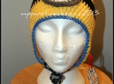 Adult Minion Earflap Hat