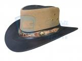 Australian Rodeo Leather Hat