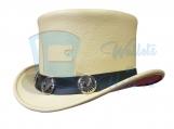 El Dorado Native Indian Head Band Top Hat