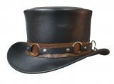 El Dorado SR2 Band Leather Top Hat