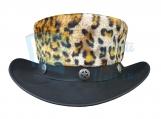 Steampunk Vintage Style Short Top Hat