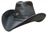 Texas Western Cowboy Leather Hat