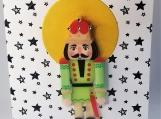 3D Nutcracker Holiday Card