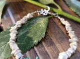 Howlite & Jade Beaded Bracelet