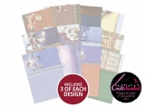 Hunkydory - The Joy Of Christmas - Luxury Card Inserts - A4  - 1