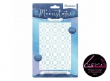 Hunkydory - Moonstone Cutting Dies - Textures Gorgeous Gingham