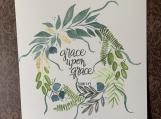 Grace upon Grace Postcards