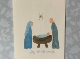 Nativity Notecards