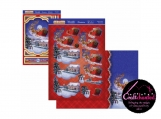 Hunkydory - Deco-Large Collection - Santa's Here!