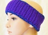 Purple magic Ear Warmer