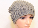 Silver Gray Slouchy