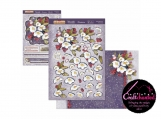 Hunkydory - Deco-Large Collection - Winter Blossoms