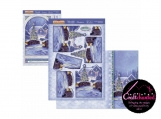 Hunkydory - Deco-Large Collection - Winter Wonderland