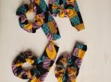 Sally Headband & Scrunchie Set