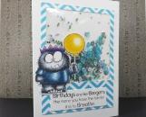 Humorous Birthday Shaker Card