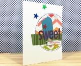 Popsicle Sweet Birthday Card