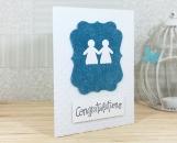 Wedding Card for Lesbians
