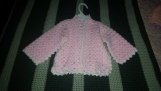Crochet Baby/Toddler Sweater Jackets
