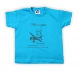 Empowering Kids T-Shirt DREAM BIG Amelia Earhart, female pilot