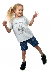 Empowering Kids T-Shirt DREAM BIG Amelia Earhart, many colours