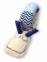 Snuggling snail, cuddling snail, Puckschnecke, baby pillowl