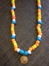 Furnace of Love Jesus Necklace