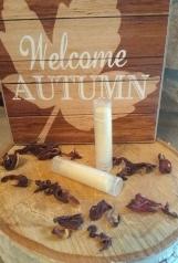 Organic Handmade Lavender Lip Balm, Lavender Oil, Moisturizing
