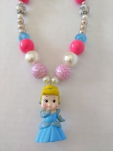 Girl's Aurora Princess Necklace