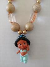 Jasmine Chunky Girls Necklace