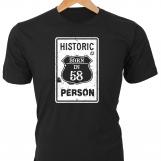Historic Person — Happy 60th Birthday to those born in 1958.
