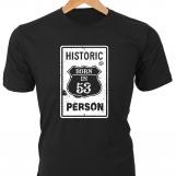 Historic Person — Happy 65th Birthday to those born in 1953.
