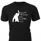 Looked up to the Lord Above and said, Hey Man Thanks. T-Shirt